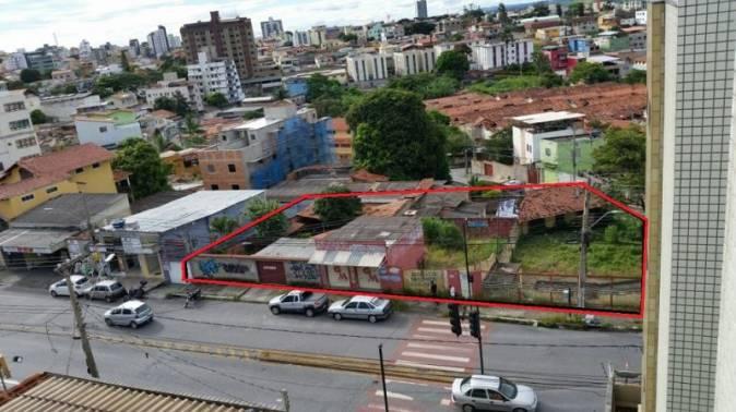 Área Comercial   Eldorado (Contagem)   R$  2.850.000,00