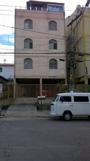 Apartamento   Santa Cruz Industrial (Contagem)   R$  165.000,00