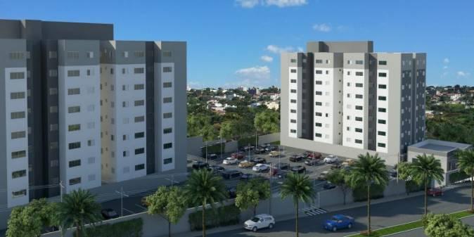 Apartamento   Dona Zulmira (Uberlândia)   R$  139.900,00