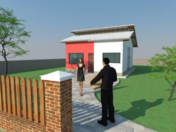 Casa   Cidade Verde Barbacena (Barbacena)   R$  130.000,00