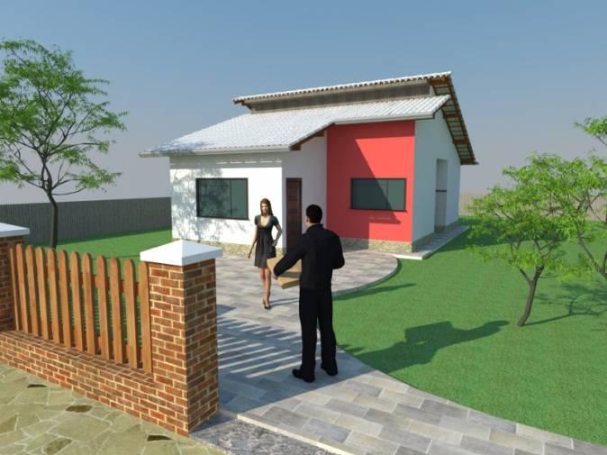Casa   Cidade Verde Barbacena (Barbacena)   R$  190.000,00