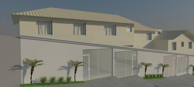 Casa geminada   Xangri-L� (Contagem)   R$  339.000,00