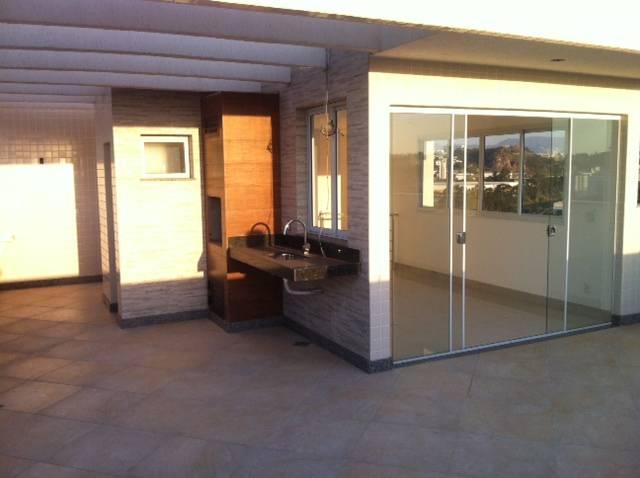 Cobertura Duplex   Dona Clara (Belo Horizonte)   R$  795.000,00