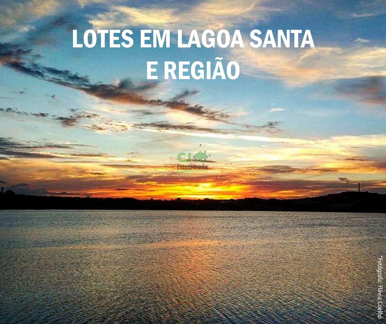 Lotes em Condomínio - Condomínio Parque Dos Buritis - Lagoa Santa