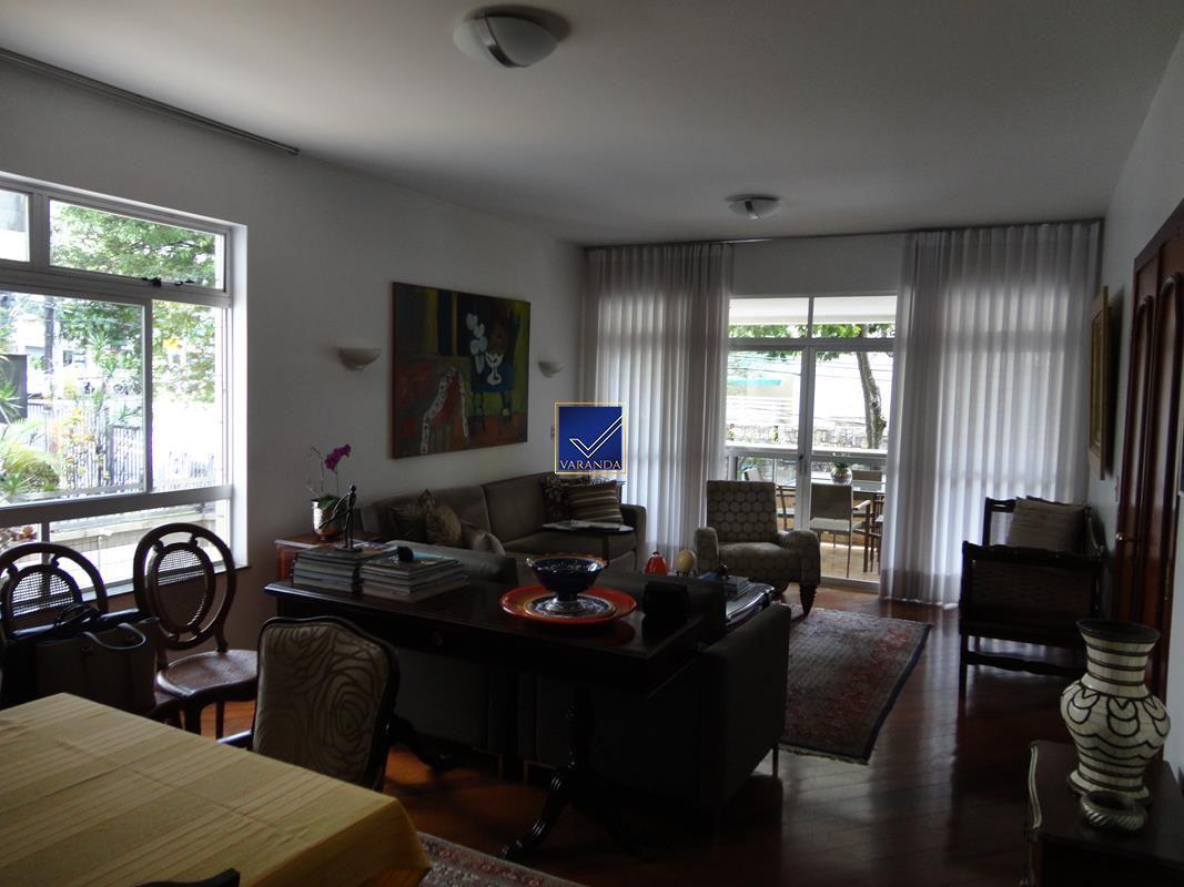 Apartamento com 04 quartos a venda no bairro Anchieta