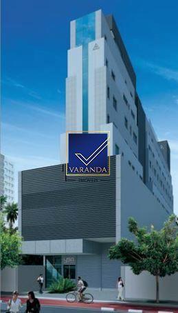 Apartamento 1 quarto em construção à venda no bairro Funcionários