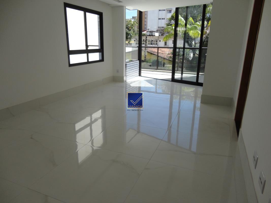 Excelente apartamento e localização 3 quartos luxo novo à venda no bairro Sion