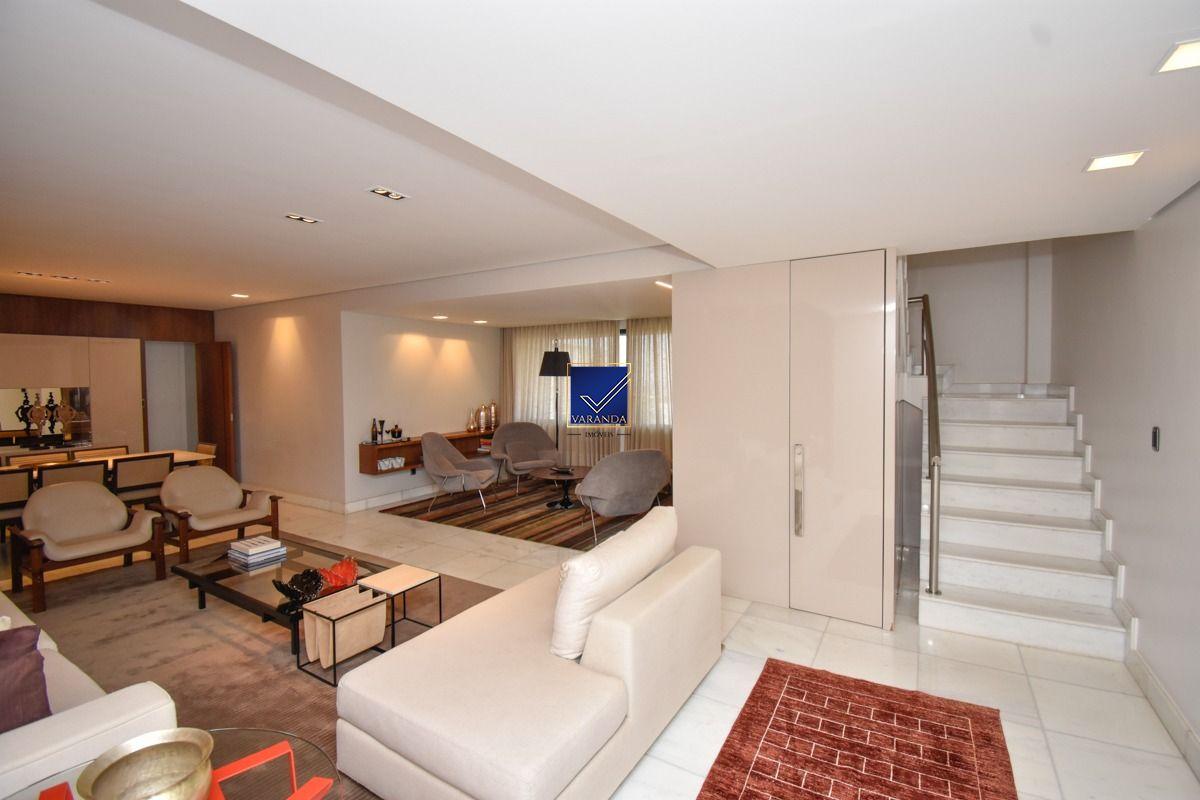 Apartamento lindo maravilhoso cobertura 4 quartos à venda no bairro Belvedere
