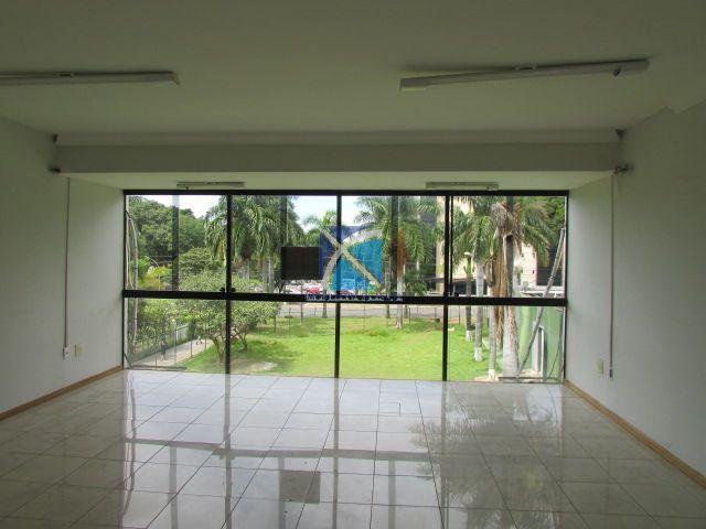 1 - Sala vista da entrada