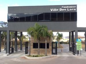 Lotes em Condomínio   Ville Des Lacs (Nova Lima)   R$  128.000,00