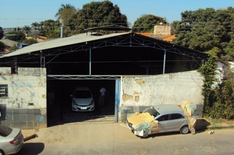 Detalhes do imóvel: Centro - Galpão