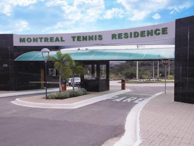 Detalhes do imóvel: Condomínio Montreal Tenis Clube - Lotes em Condomínio