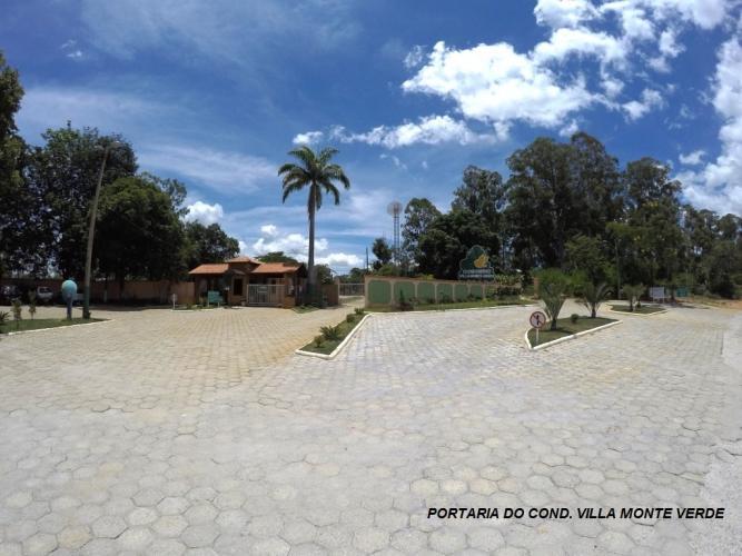 Detalhes do imóvel: Cond. Villa Monte Verde - Lotes em Condomínio