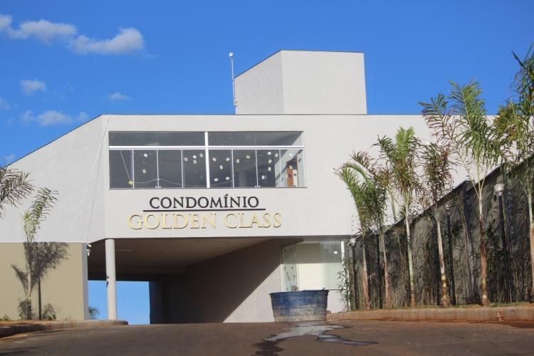 Detalhes do imóvel: Condomínio Golden Class - Lotes em Condomínio