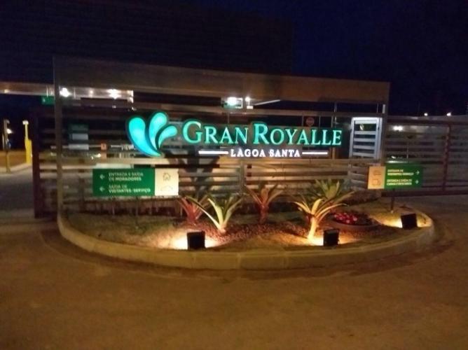 Detalhes do imóvel: Cond. Gran Royalle - Lotes em Condomínio