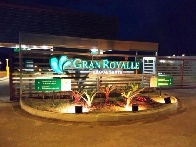 Condomínio Gran Royalle Lotes em Condomínio