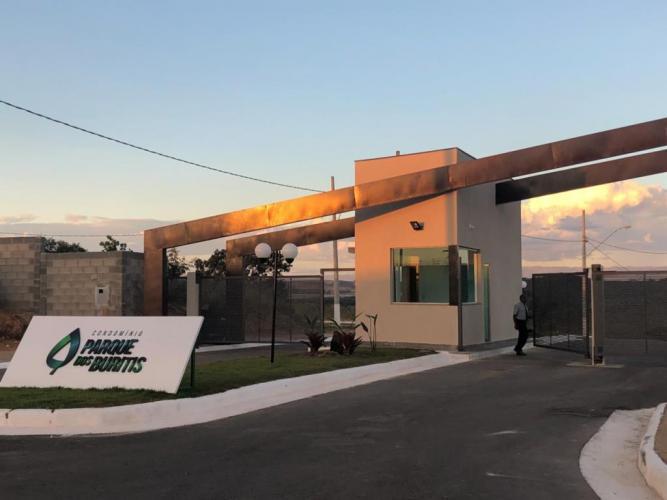 Detalhes do imóvel: Condomínio Parque Dos Buritis - Lotes em Condomínio