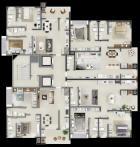 Cadin Imóveis - Venda - Apartamento - Centro - Navegantes