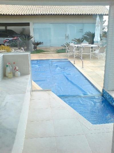 Sauna e piscina