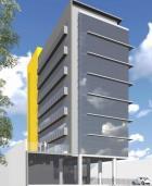 Prédio comercial em construção de luxo com salas à venda no bairro Gutierrez