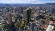 Empreendimento de luxo com apartamentos de 01 e 02 quartos no bairro Santa Efigênia