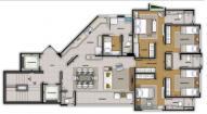 Apartamento 04 quartos luxo pronto pra morar à venda no Bairro Santo Agostinho