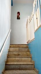 Escada de acesso ao Segundo Pavimento