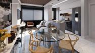 Interior renderizado