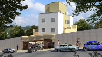 Apartamento com área privativa   Palmeiras (Ibirité)   R$  149.900,00