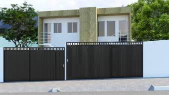Casa geminada   Palmeiras (Parque Durval De Barros) (Ibirité)   R$  229.900,00