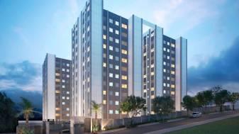 Apartamento   Chácaras Califórnia (Contagem)   R$  180.000,00