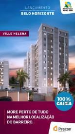 Apartamento   Flávio Marques Lisboa (Belo Horizonte)   R$  205.000,00