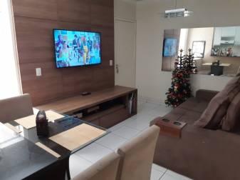 Apartamento com área privativa   Jardim Riacho Das Pedras (Contagem)   R$  169.000,00
