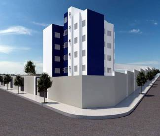 Cobertura   Caiçaras (Belo Horizonte)   R$  430.000,00