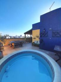 Cobertura Duplex   Itapoã (Belo Horizonte)   R$  690.000,00