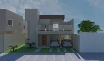 Casa Duplex   Andyara (Pedro Leopoldo)   R$  494.900,00