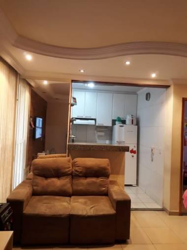 Apartamento de 48,00m²,  para alugar