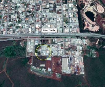 Terreno / Área de 360,00m²,  para alugar
