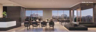 Apartamento de 62,37m²,  à venda