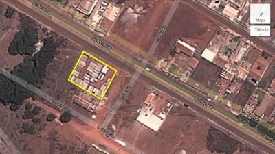 Terreno / Área de 1.080,00m²,  para alugar