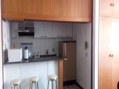 Apartamento para Venda com 1 quarto em Barro Preto, Belo Horizonte - COD: 555
