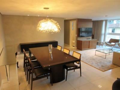 Apartamento de 180,00m²,  para alugar