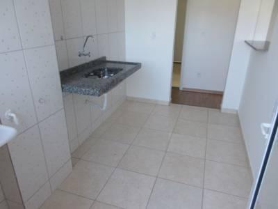 Área privativa para Venda com 2 quartos em Barreiro, Belo Horizonte - COD: 849