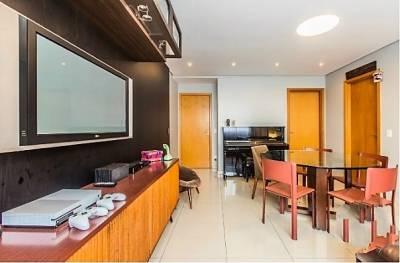 Apartamento para Venda com 3 quartos em Santo Antônio, Belo Horizonte - COD: 934
