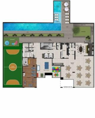 Apartamento, à Venda, 140,00 m²