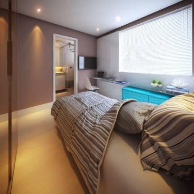 Apartamento, à Venda, 63,36 m²