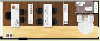 Sala, para Alugar, 46,32 m²