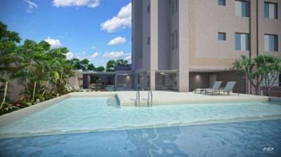 Apartamento de 115,27m²,  à venda