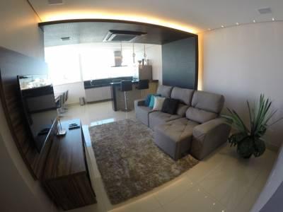 Apartamento de 160,00m²,  para alugar