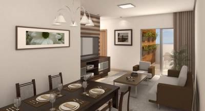 Apartamento de 99,84m²,  à venda